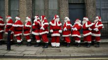 Wall Street is ready for the Santa Claus rally: NYSE trader