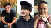 The top 10 most-searched male Singapore celebrities on Yahoo in 2019