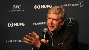 Former Arsenal boss Arsene Wenger says his 'future is unknown' as he waits for right opportunity