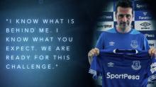 Everton name Marco Silva as Sam Allardyce replacement