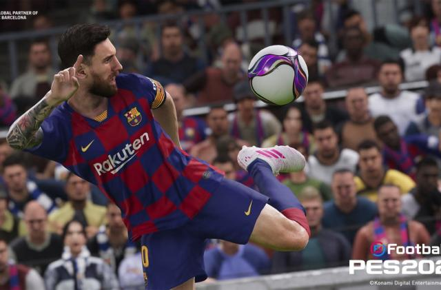 Things are looking up for 'Pro Evolution Soccer 2020'