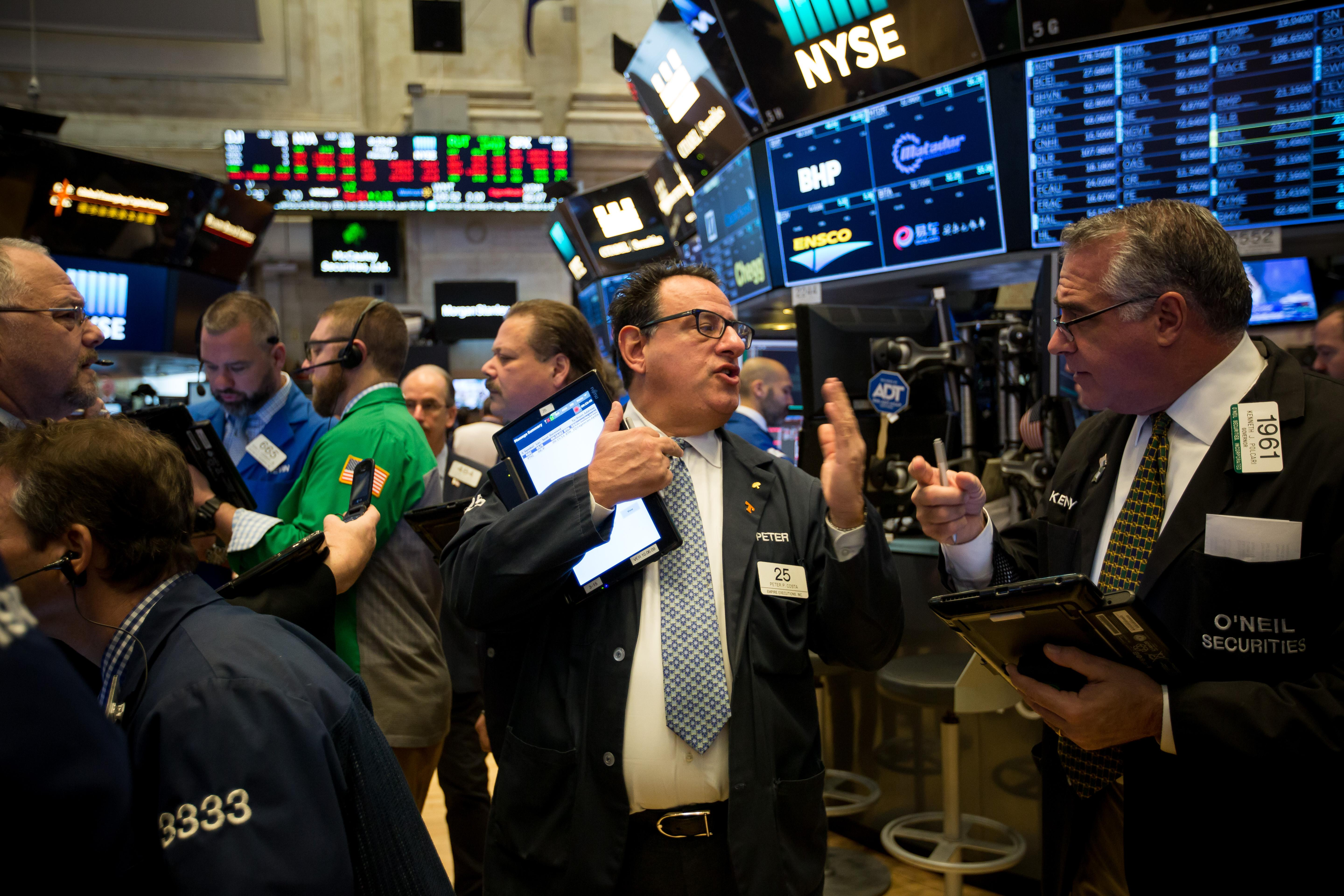 Why the Dow Plunged 670 Points, Its Largest Drop in Nearly Two Years