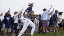 Until golf's Olympic return, DeChambeau didn't dare dream it