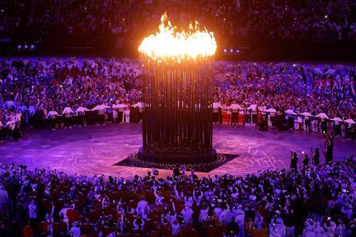 Cerimônia de abertura da Olimpíada de Londres