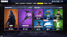 'Fortnite' Omen Skin Added to Item Shop: Be the Hero Tilted Towers Needs