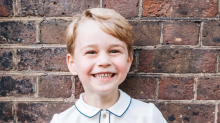 Prince George's latest photo reminds us a lot of his dad