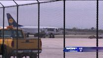 Final commercial flight departs Gary airport