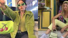 時尚圈熱捧超顯白牛油果綠色 IU、秀智都大推