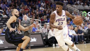 Jimmy Butler shows value in Philly debut