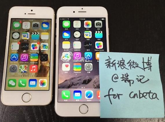Working next-gen iPhone reportedly spotted with payment support built-in (update: video)