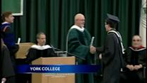 York College offers new major