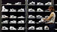 Adidas leidet unter der Flaute in Europa