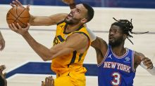 Gobert shines as Utah Jazz rally past New York Knicks 108-94