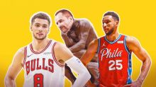 The Bulls Would Be Nuts To Trade Zach LaVine For Ben Simmons