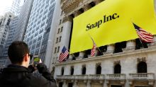 Snap beats user growth and revenue estimates, shares jump 18%