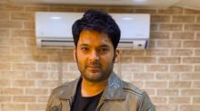 Another celebrity biography being penned, this time it's Kapil Sharma's