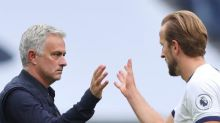 Spurs are lucky to have 'Tottenham boy' Harry Kane, says José Mourinho