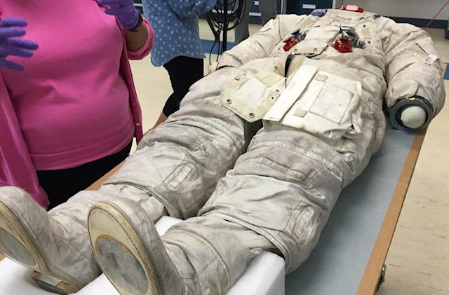 How real spacesuits differ from movie versions