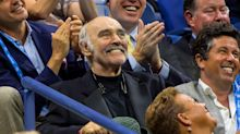 Sean Connery Smiles As US Open Plays James Bond Theme in His Honor During Rare Appearance