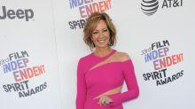 Allison Janney, 58, wows in fuchsia on Independent Spirit Awards red carpet