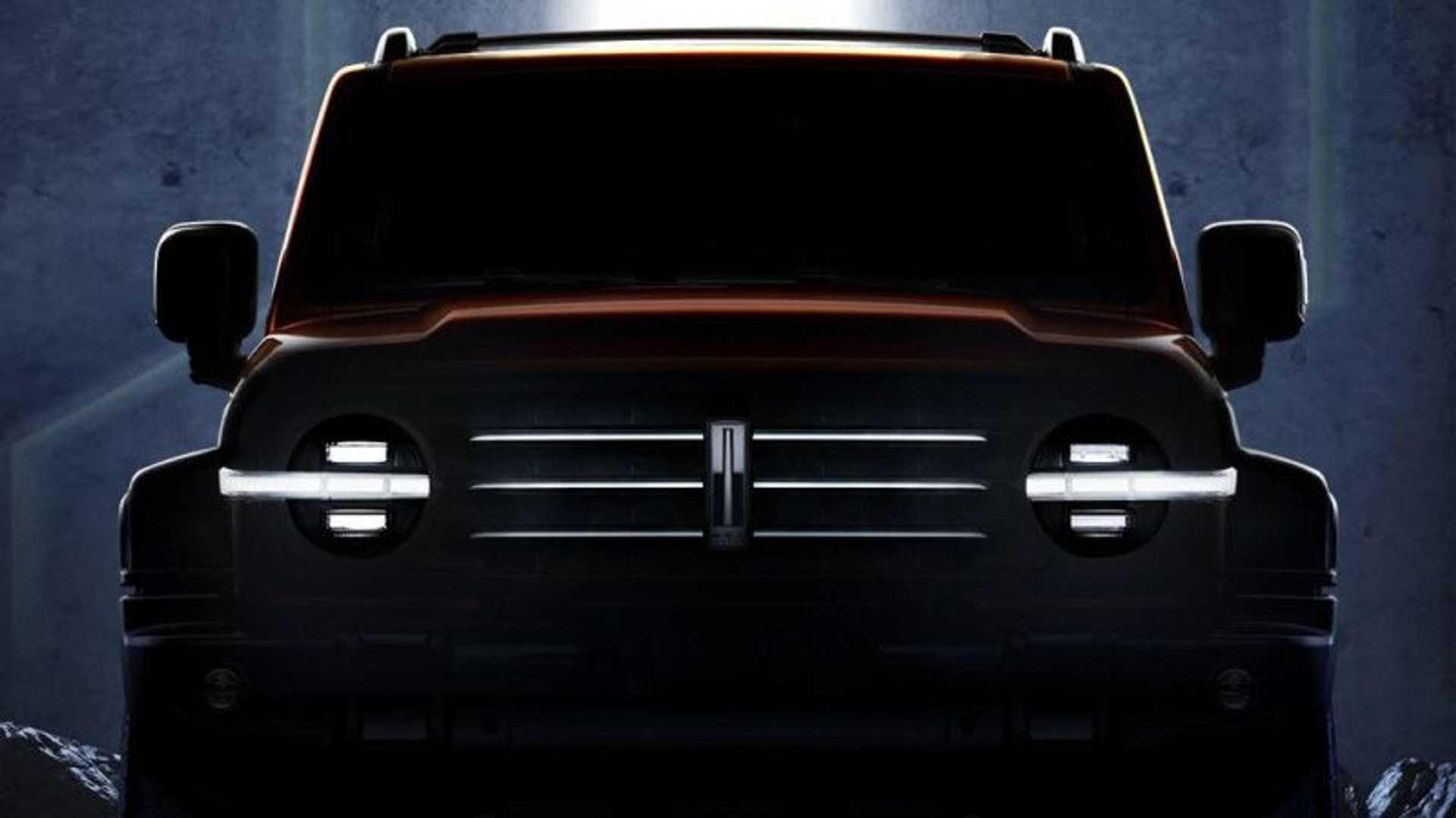 A Chinese Carmaker Has Already Ripped Off The Ford Bronco's Design