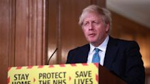 When is Boris Johnson's press conference later and what will he say?