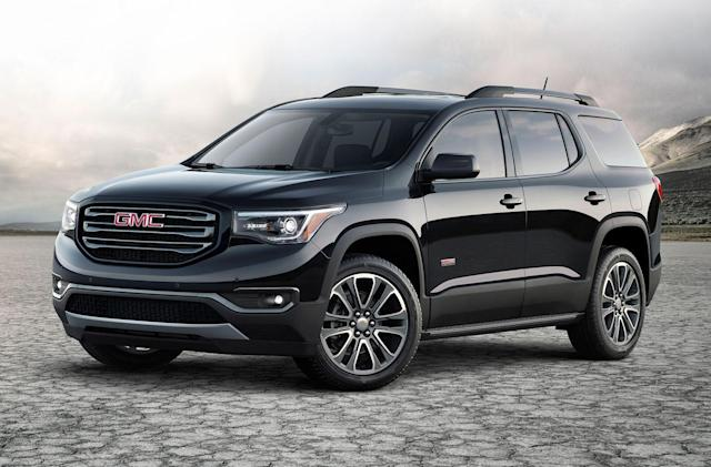 GMC's latest SUV travels farther thanks to glue