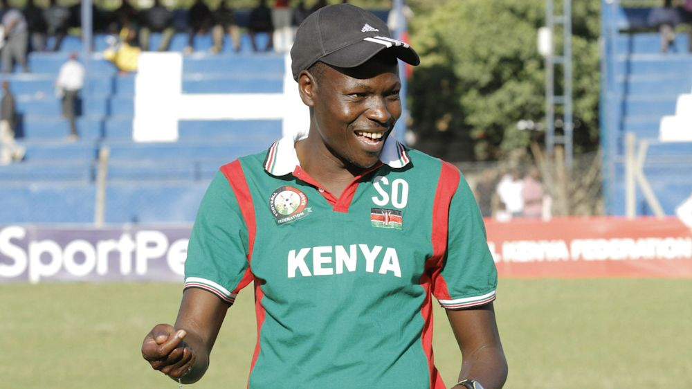 Stanley Okumbi should identify first eleven for Harambee Stars