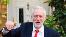 Corbyn wins more votes than old foe Tony Blair to cap remarkable election comeback