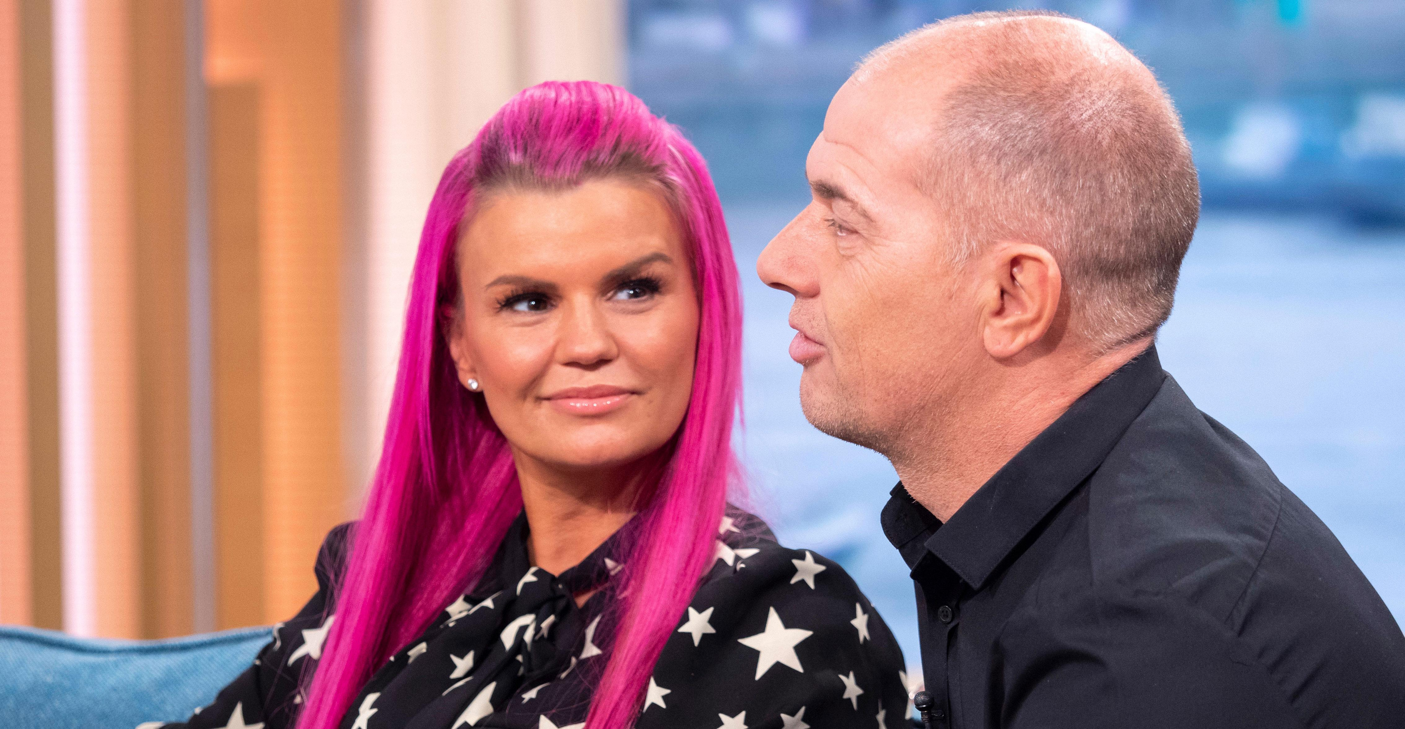 Kerry Katona Blames Her 'downfall' On Lack Of Father