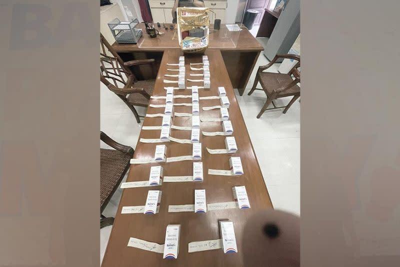 NBI arrests doctor, daughter for smuggling Covid drugs in Cebu
