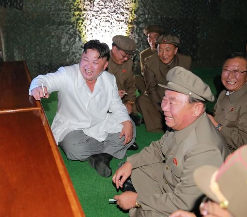 North Korea leader says missile test 'greatest success'