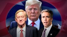 Are Republican challengers a threat to Trump?