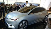 MG unveils potential Focus rival at Shanghai
