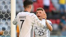 'Bubbling' Germany back on track at Euro 2020, says Mueller
