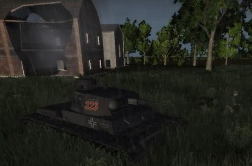 Players get to start placing objects in WWII Online: Battlefield Europe