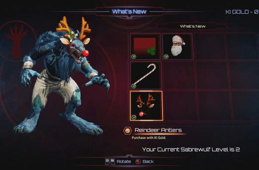 Killer Instinct update 2.2 brings raptors and reindeer