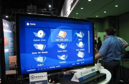 HDI Dune's universal media player / home automation boxes show up at CEDIA