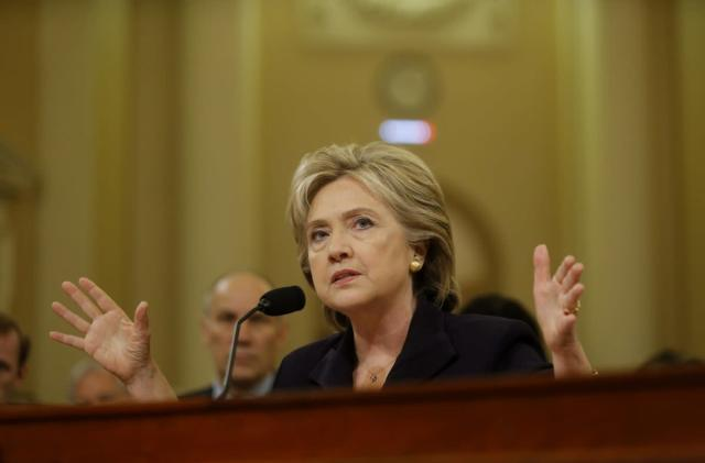 Latest batch of Clinton emails may contain classified intel