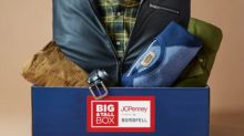 JC Penney launches subscription box for big and tall men