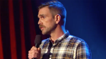 Comedian Harley Breen defends controversial TV show Taboo