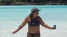La Doctora Ana María Polo se muestra en bikini a sus 59 años; ¡Caso cerrado!