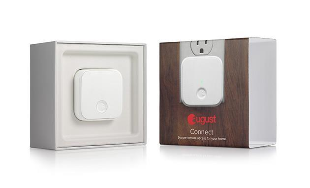 August Connect adds internet connectivity to its smart lock