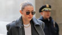 Gigi Hadid Dismissed as Juror From Harvey Weinstein Trial
