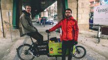 """Kältehilfe: Mit dem Rad """"Warmgefahren"""": Kältehilfe für Obdachlose"""