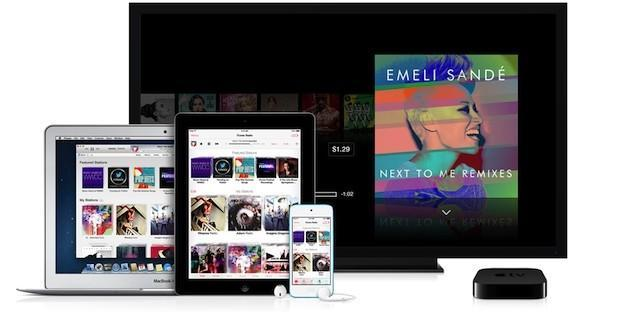 Apple debuts music streaming service, iTunes Radio