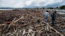 Alpes-Maritimes : à Saint-Laurent du Var, le difficile nettoyage du littoral