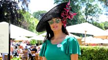 Demi Moore Wears Hat Designed by Kate Middleton and Megan Markle's Go-To Milliner at the Royal Ascot