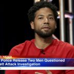 Police: 2 persons of interest in Jussie Smollett case released without charges; police investigating if attack staged, sources say