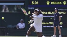 Serena Williams: 'I always play everyone at their greatest, so I have to be greater'